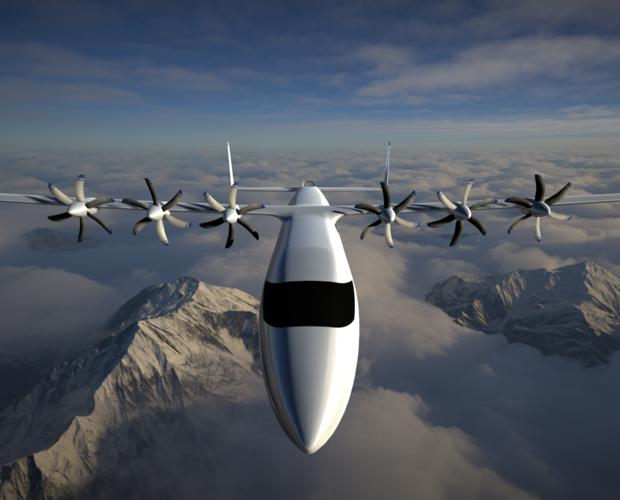 Aura Aero Electrical Regional Aircraft