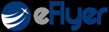 eFlyer logo
